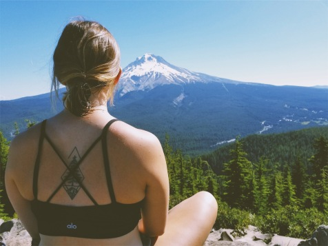 Mt. Hood Tattoo