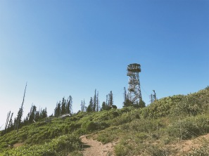 Fire lookout