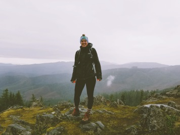 Hiking at Horse Rock Ridge