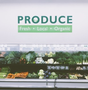 Local and seasonal produce at First Alternative Co-op