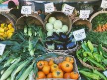 Farmers' Market Spread